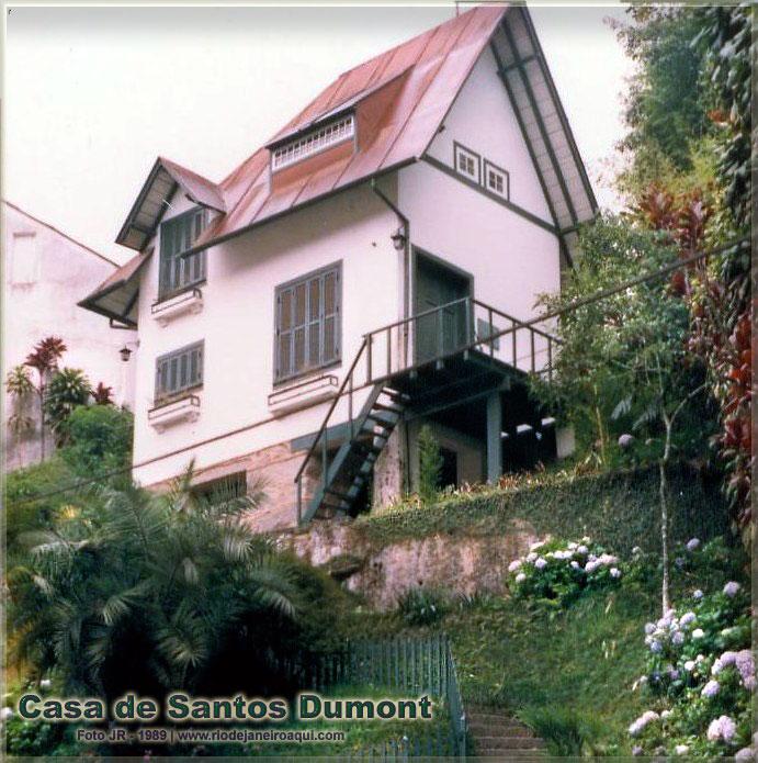 Como ir ou visitar a casa de Santos Dumont em Petrópolis
