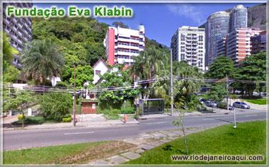 Fundação Eva Klabin às margens da Lagoa Rodrigo de Freitas