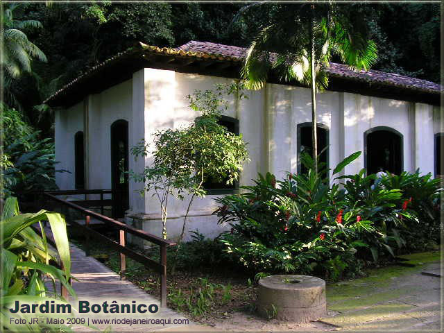 Jardim Botânico  Rio de Janeiro