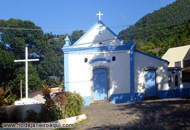 Capela São Gonçalo do Amarente, erguida por Gonçalo de Sá, em 1625