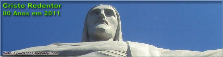 207f237158d Cristo Redentor - 80 Anos