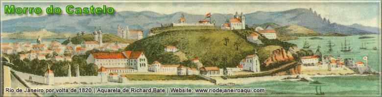 Morro do castelo viagem ao passado do rio de janeiro