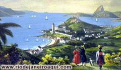 Tour pela história do Rio de Janeiro e Brasil