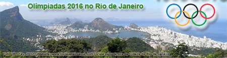 Olimpiadas 2016 no Rio de Janeiro | Cidade e logotipos