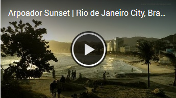 Arpoador Sunset | Riodejaneiroaqui Video